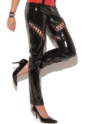 My Sexy Seductress Vinyl Pants