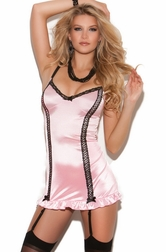 Olivia Collection Sexy Chemise