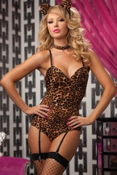 Seductive Kitty 4 PC Set