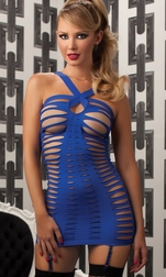 Tangle Me Up Mini Dress