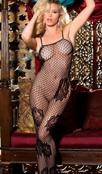 H.O.T. Simply Teasing You Bodystocking