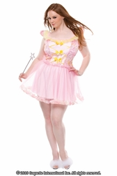 Plus Size Pretty In Pixie Costume