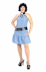 Plus Size The Flintstones Betty Rubble Costume