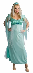 Plus Size Queen Of The Sea Costume