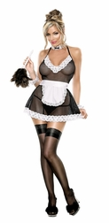 Plus Size My Hot Angel Collection: Chamber Maid