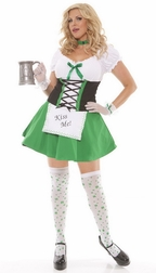 Plus Size Kiss Me Cutie Costume