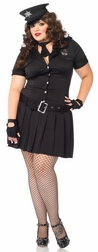 Plus Size Arresting Officer Costume