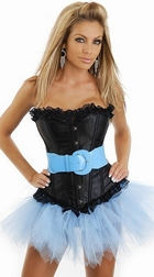 Dreaming Of You Corset & Pettiskirt