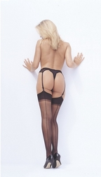Sexy Sheer Stretch Nylon Stockings