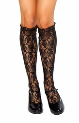 Fallen Angel Stockings