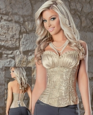 The Royal Pearl Collection Corset
