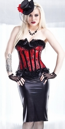 Just One Inch Closer Corset