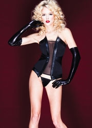 Irresistable Wetlook Corset