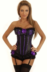 Seduce Me Now Burlesque Corset