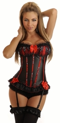Fire And Flame Corset