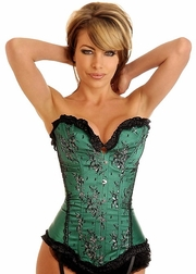 Secret Envy Floral Corset