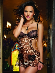 Exotic Affair Babydoll