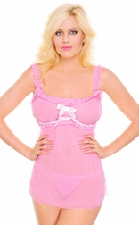Strawberry Cream Babydoll