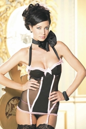 Truly Madly Deeply Satin Chemise