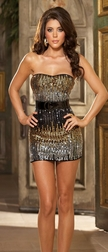 Show Stopper Tube Dress