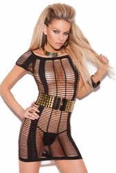 Anastasia Strappy Mini Dress