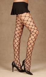 Attractive Fence Net Pantyhose