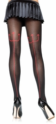 Drag Me To Hell Tights