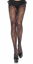 Enchantment Lace Pantyhose