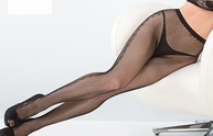 Intimate Fishnet Pantyhose