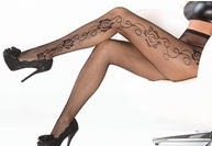 Secret Crush Fishnet Pantyhose