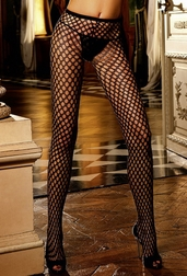 Fish Net Mesh Pantyhose