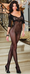 Black Diamond Budapest Bodystocking