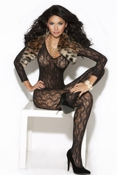Feelin' Good Lace Bodystocking