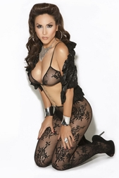 Lovely Lola Lace Bodystocking