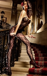 Flower Bodystocking