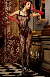 Sexy Lace Bodystocking
