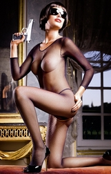 Classic And Sensual Bodystocking