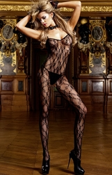 Beautiful Love Sexy Bodystocking
