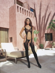 Black Diamond Madrid Bodystocking