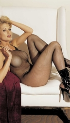 H.O.T. Halter tie body stocking