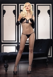 Peek-A-Boo Bodystocking