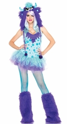 2 PC Polka Dotty Costume
