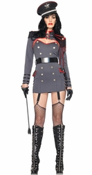 4 PC. General Punishment Costume