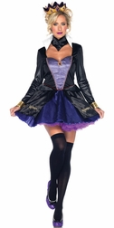 4 PC Evil Queen Costume