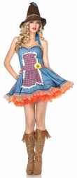 Sunflower Scarecrow Costume