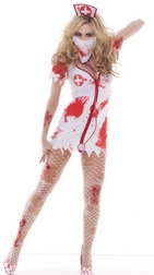 Bloodbath Betty Costume
