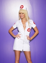 Patent Nurse Costume