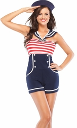Sail Away Sailor Costume