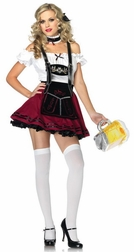 Beer Stein Beauty Costume