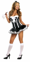 2 PC Super Sexy Maid Costume